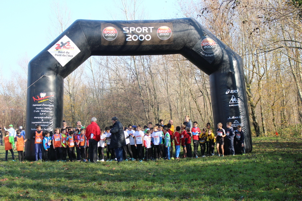 Calendrier des cross
